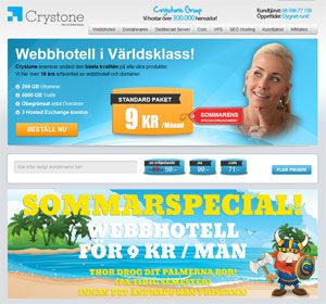 crystone sommarspecial